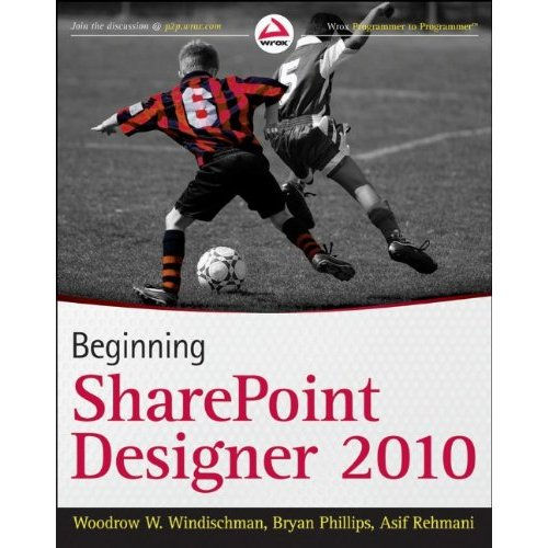 SharePoint Designer 2010 book